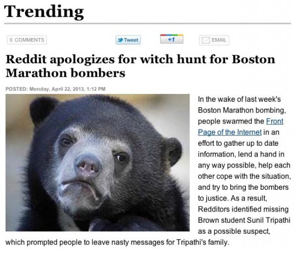 Philly-reddit apologizes for Boston witchhunt